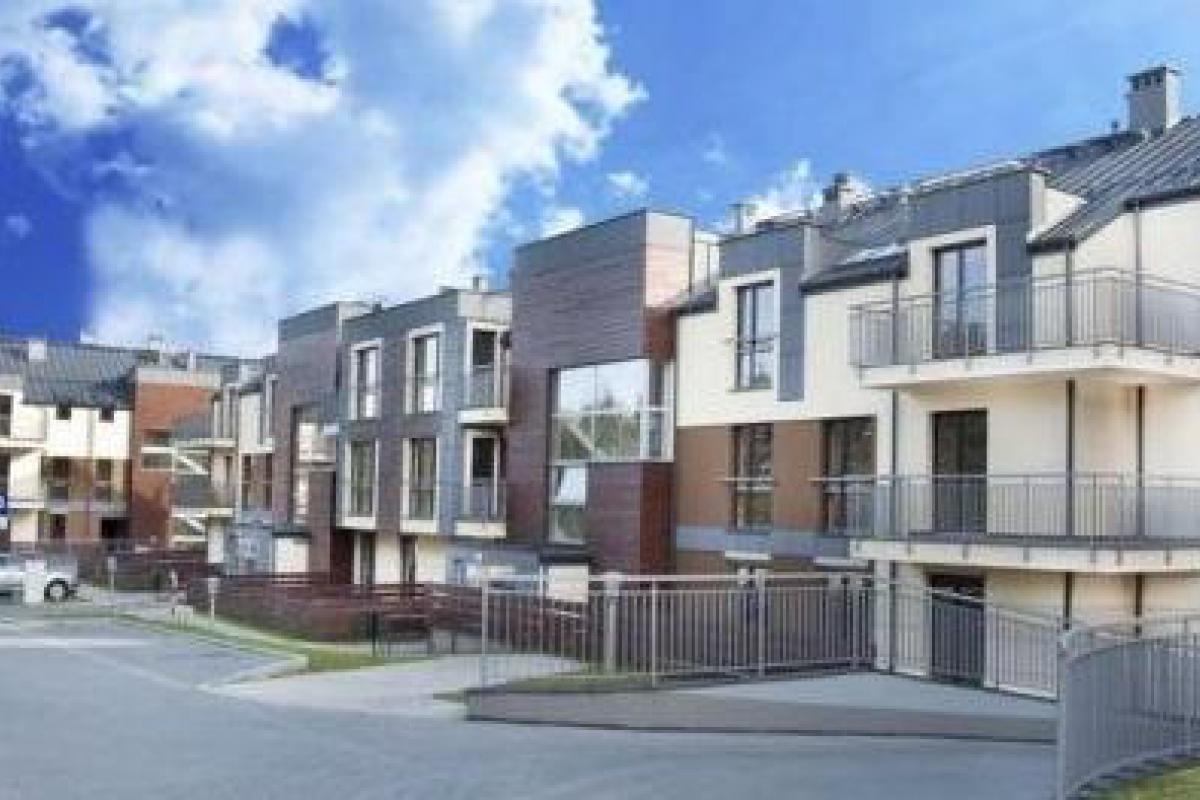 Apartamenty pod Magnoliami - Kraków, Bronowice Wielkie, ul. Smętna 7, Mak Dom Sp. z o.o. - zdjęcie 1
