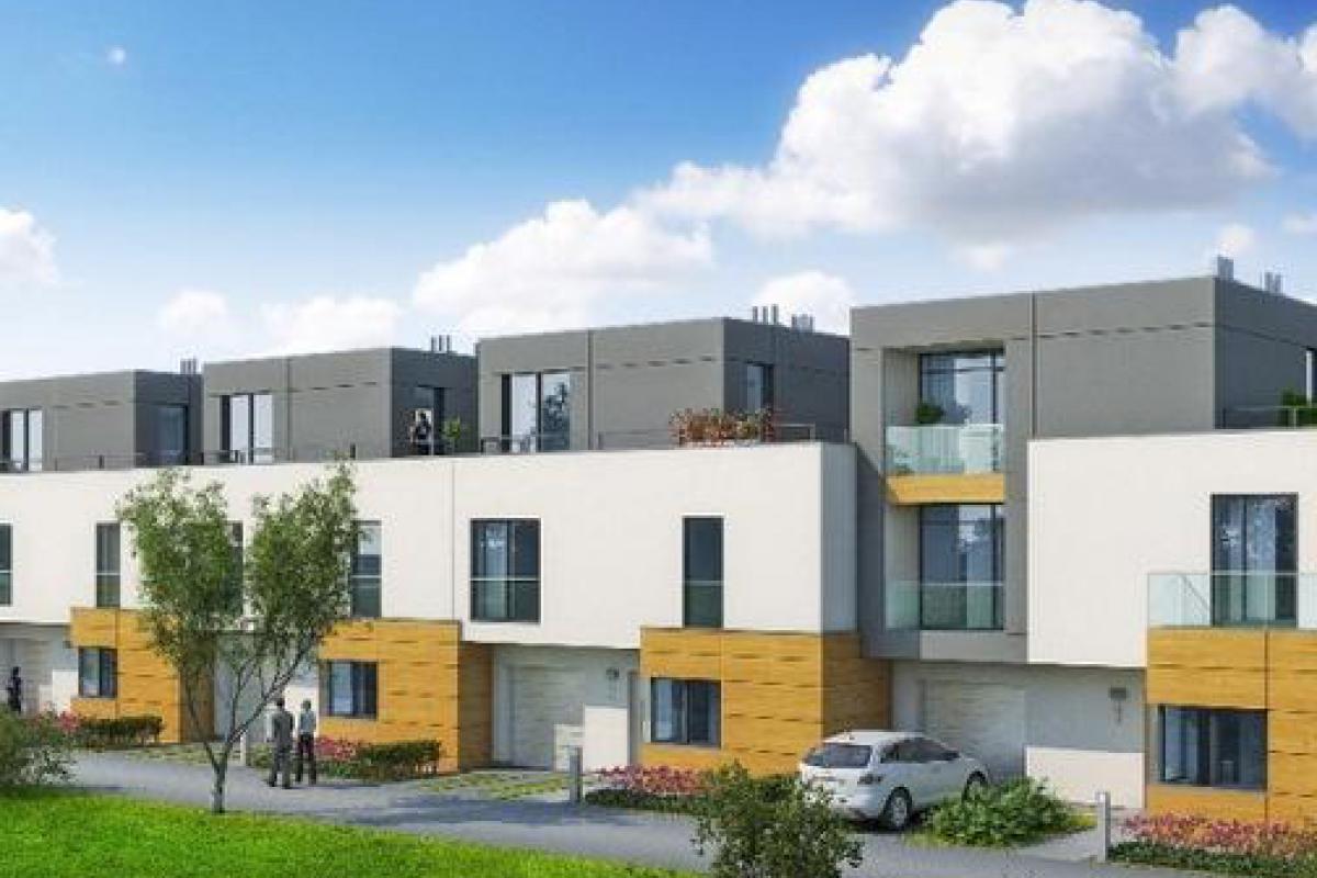 Villa Nova - Warszawa, ul. Bluszczańska, Aneo Development - zdjęcie 3