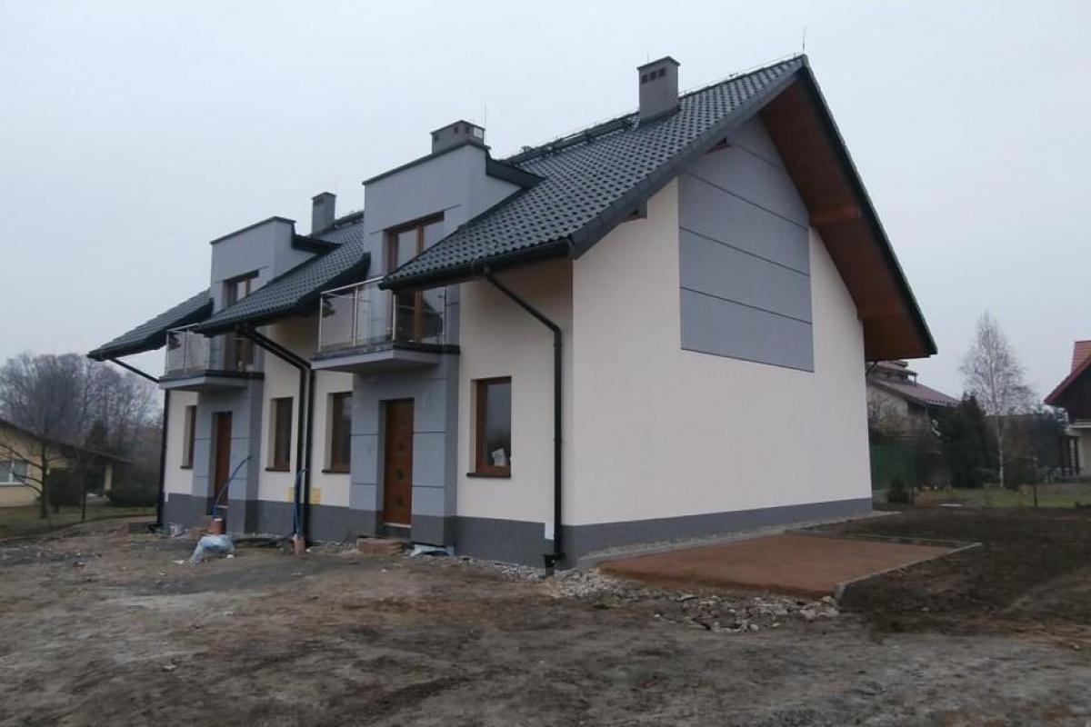 Domy w Rząsce - Rząska, ul. Sucha, Domeco Jerzy Miernik Sp. J. - zdjęcie 3