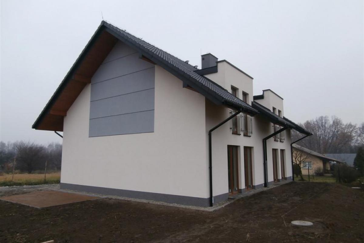 Domy w Rząsce - Rząska, ul. Sucha, Domeco Jerzy Miernik Sp. J. - zdjęcie 4
