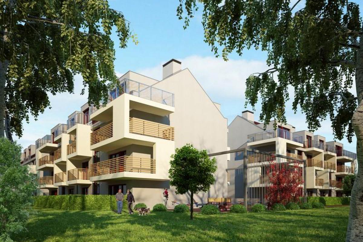 Osiedle Moderna - Kraków, Opatkowice, ul. Macieja Dębskiego, Perfect Home Development Sp. z o.o. - zdjęcie 1