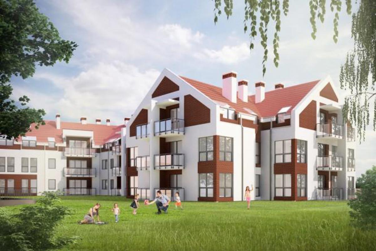 Kameralny II - Ostróda, ul. 3 Maja, OPB Development - zdjęcie 1