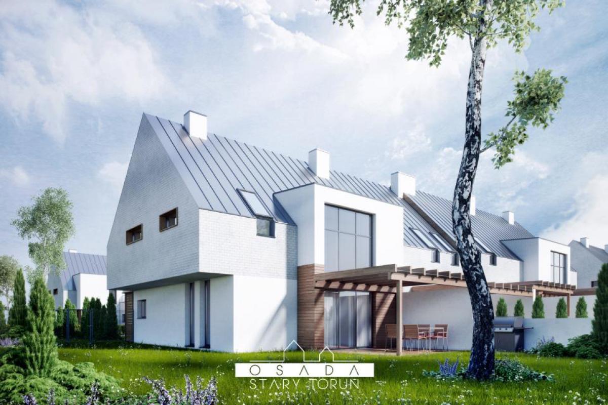 Osada Stary Toruń - Toruń, Rubinkowo, ul. Cedrowa 1, Renova Developer Sp. z o.o. - zdjęcie 1