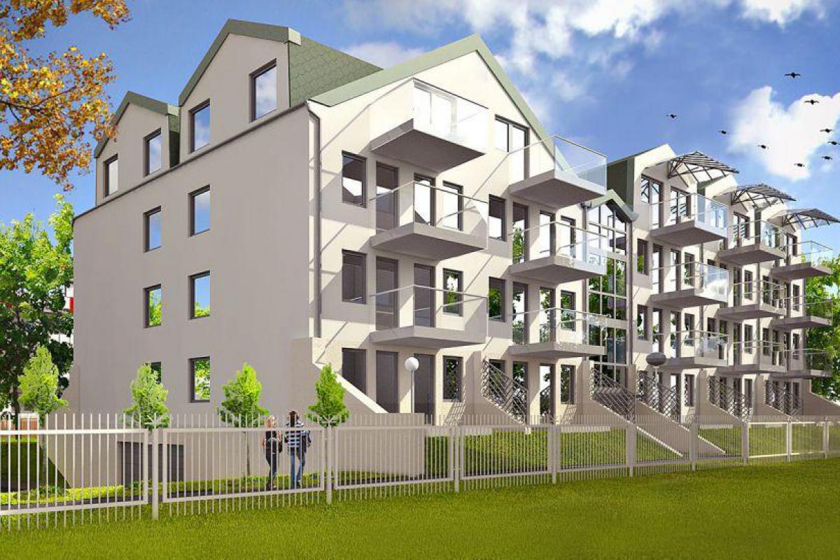 Lubostroń II - Kraków, ul. Lubostroń, Okland Developer Sp. z o.o. - zdjęcie 1