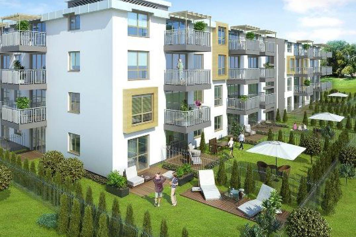 Aura Garden - Warszawa, Kobiałka, ul. Ostródzka, Mill-Yon Development - zdjęcie 2