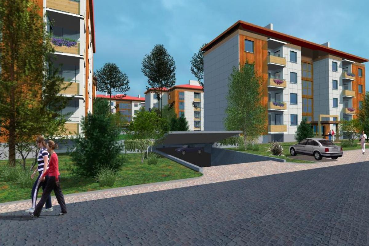 Osiedle Mazurskie - Zielona Góra, ul. Augustowska, Prywatna Korporacja Mieszkaniowa Sp. z o.o - zdjęcie 4