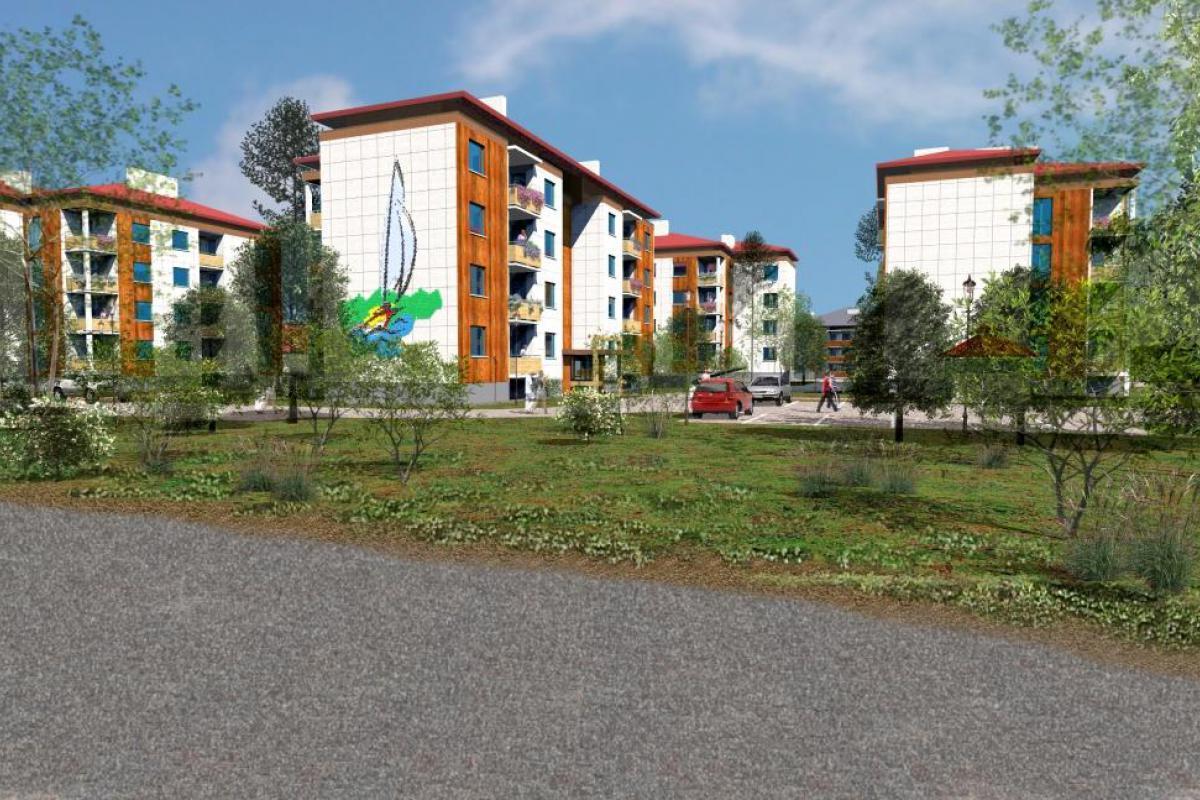 Osiedle Mazurskie - Zielona Góra, ul. Augustowska, Prywatna Korporacja Mieszkaniowa Sp. z o.o - zdjęcie 5