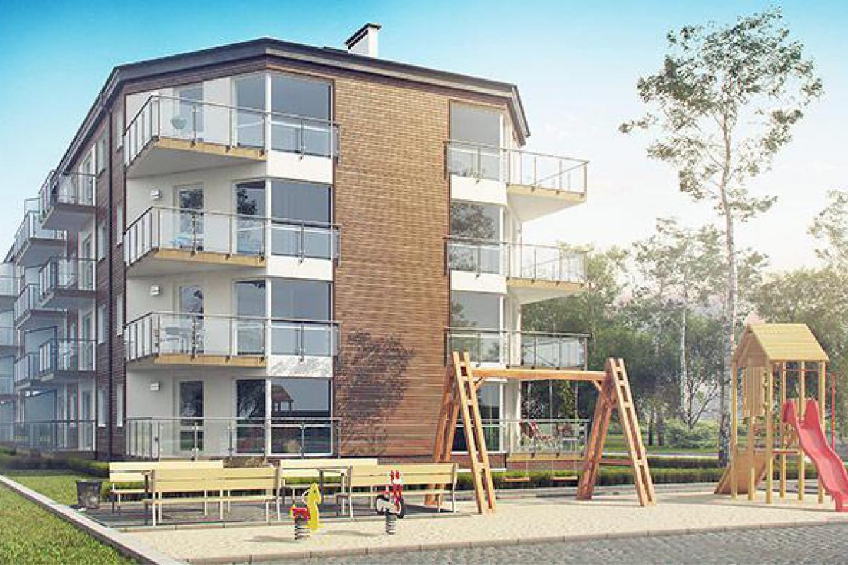 Apartamenty Strażacka 52c - inwestycja wyprzedana - Rzeszów, Nowe Miasto, ul. Strażacka, Deweloper APKLAN  - zdjęcie 3