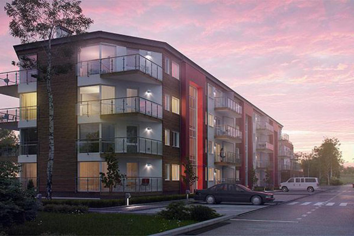 Apartamenty Strażacka 52c - inwestycja wyprzedana - Rzeszów, Nowe Miasto, ul. Strażacka, Deweloper APKLAN  - zdjęcie 4