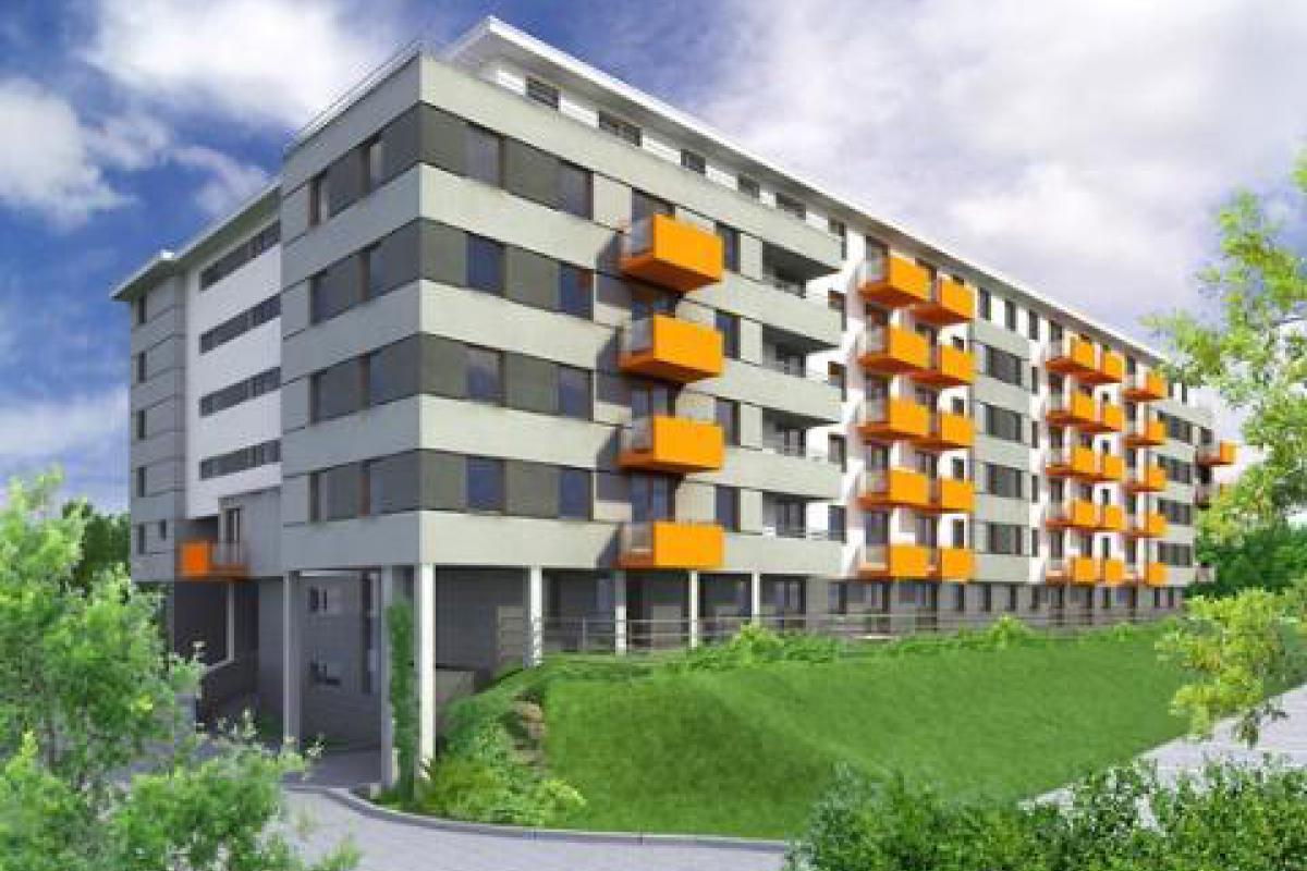 Osiedle Słoneczne Wzgórze - Kraków, ul. Włoska 6-8, Przedsiębiorstwo Budowlane Start Sp.J. - zdjęcie 7