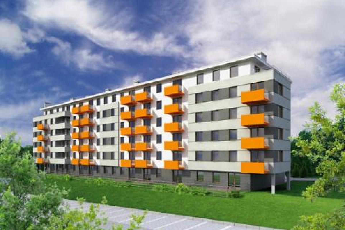 Osiedle Słoneczne Wzgórze - Kraków, ul. Włoska 6-8, Przedsiębiorstwo Budowlane Start Sp.J. - zdjęcie 8