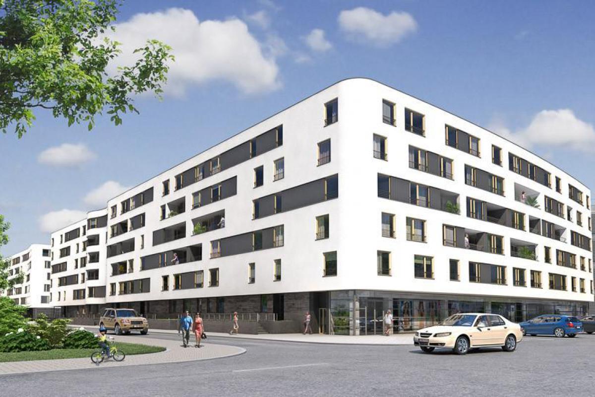 Apartamenty przy Bulwarze - Kraków, Grzegórzki Zachód, ul. Masarska 6, GP-Investments Sp. z o.o.  - zdjęcie 1