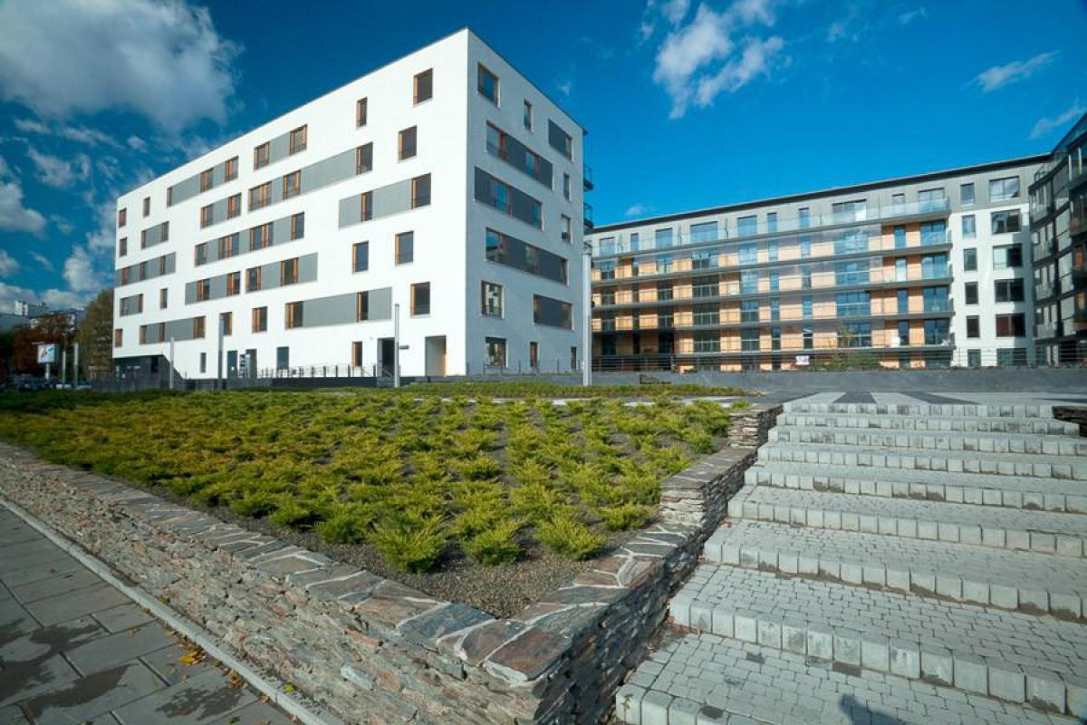 Apartamenty przy Bulwarze - Kraków, Grzegórzki Zachód, ul. Masarska 6, GP-Investments Sp. z o.o.  - zdjęcie 2