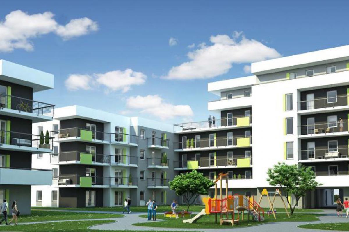 Nowe Złotno - Łódź, Bałuty, ul. Traktorowa, Grupa PROFIT Development S.A. - zdjęcie 2