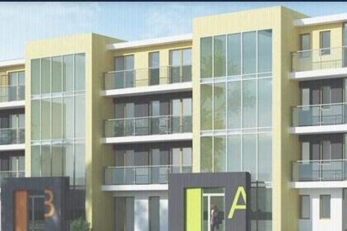 Budynki i Apartamenty Hoffmanowa - Kraków, ul. Hoffmanowej, Proxima - Service Sp. z o.o. - zdjęcie 1