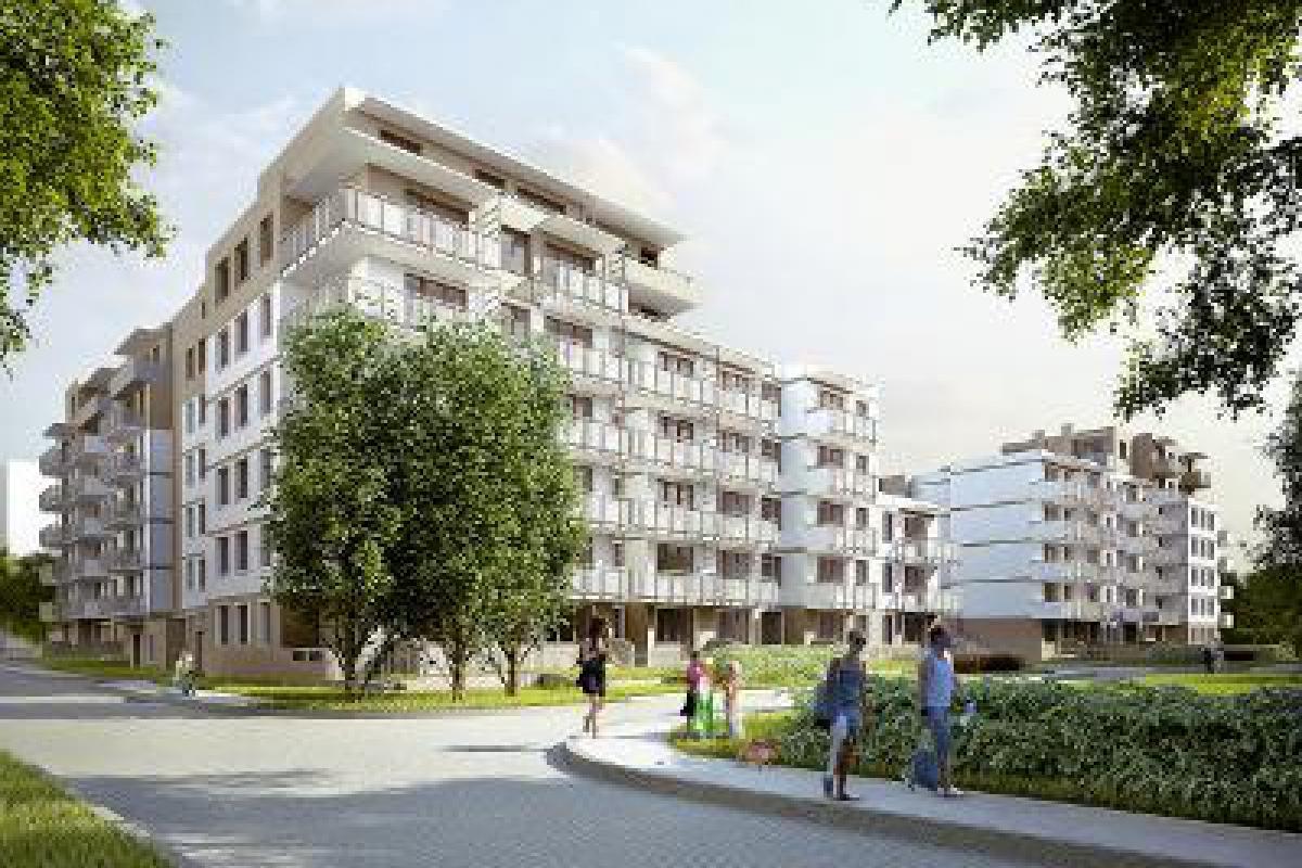 Akacje 7 - inwestycja wyprzedana - Warszawa, ul. Leśnej Polanki, Kalter Sp. z o.o. - zdjęcie 1