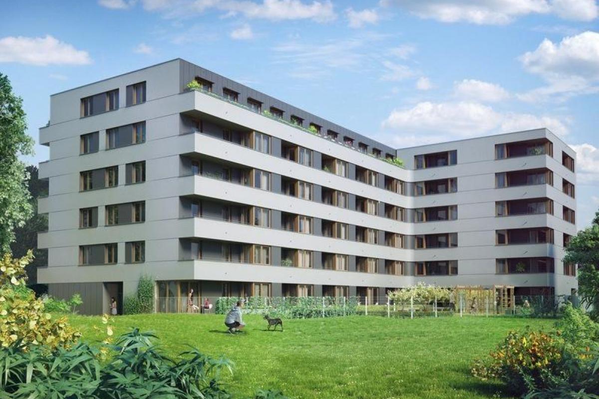 Osiedle Piltza - Kraków, Kobierzyn, ul. Piltza, KG Group Sp. z o.o. - zdjęcie 1