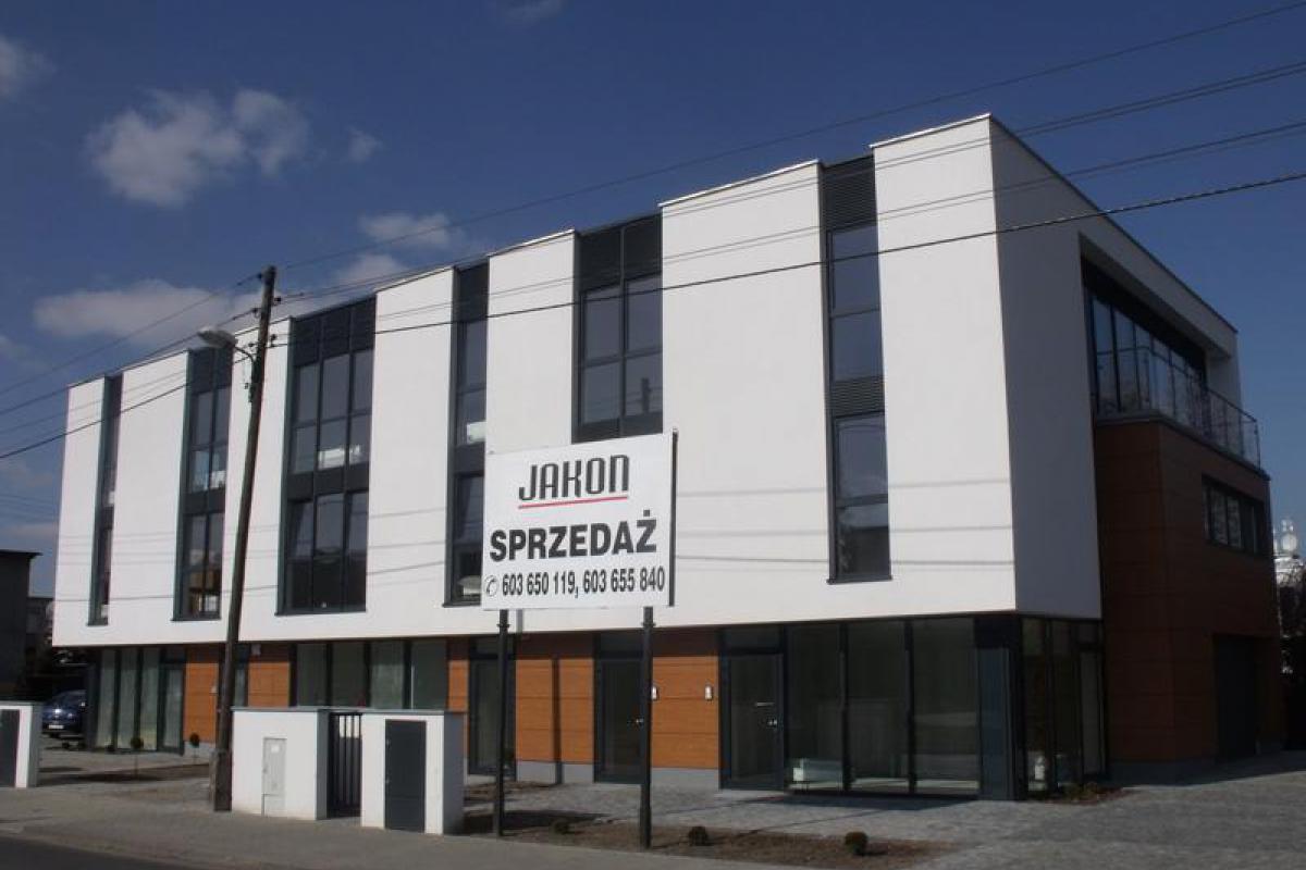 Lokale mieszkaniowo-usługowe w Poznaniu - Poznań, ul. Dobrzyckiego 2, Jakon Sp. z o.o. - zdjęcie 1