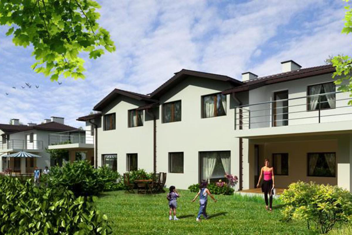 Villa Nowa Wola - Nowa Wola, ul. Plonowa, City Villa sp. z o.o. - zdjęcie 1