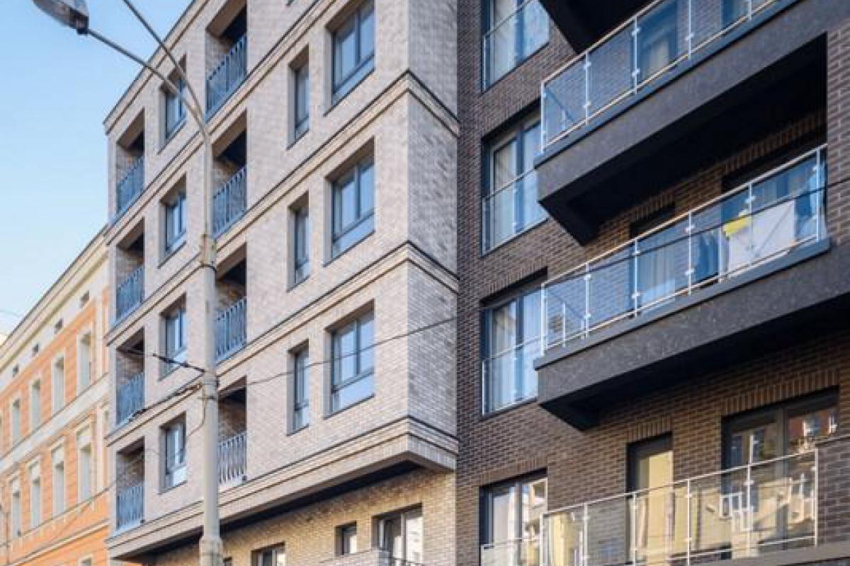 Rezydencja Dubois - Wrocław, Nadodrze, ul. Stanisława Dubois, i2 Development Sp. z o.o. - zdjęcie 7