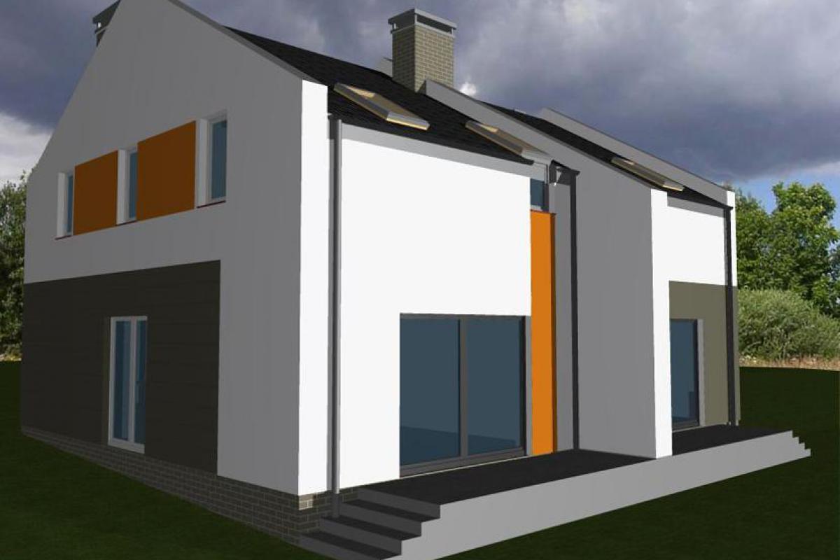 Szamotuły - domy jednorodzinne w ładnej okolicy - Szamotuły, ul. Gross-Gerau, Gephouse Sp. z o.o. Sp.k. - zdjęcie 2