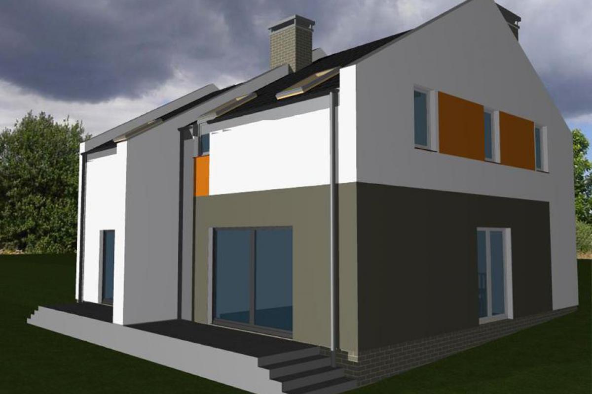 Szamotuły - domy jednorodzinne w ładnej okolicy - Szamotuły, ul. Gross-Gerau, Gephouse Sp. z o.o. Sp.k. - zdjęcie 3