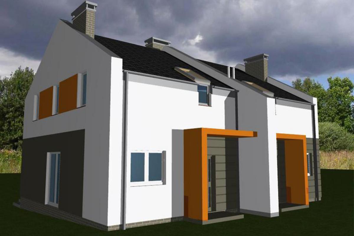 Szamotuły - domy jednorodzinne w ładnej okolicy - Szamotuły, ul. Gross-Gerau, Gephouse Sp. z o.o. Sp.k. - zdjęcie 4