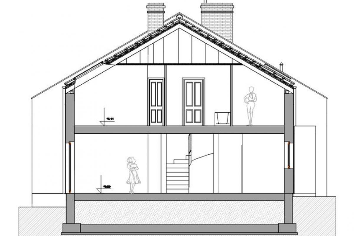 Szamotuły - domy jednorodzinne w ładnej okolicy - Szamotuły, ul. Gross-Gerau, Gephouse Sp. z o.o. Sp.k. - zdjęcie 5