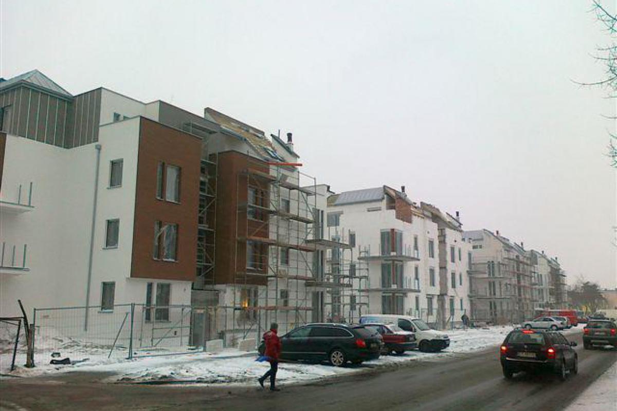Osiedle  - Toruń, ul. Broniewskiego/Fałata, PRES Development - zdjęcie 1