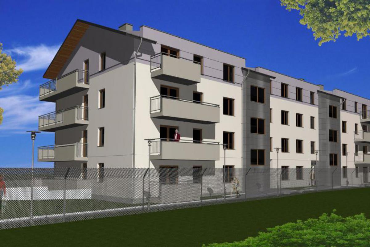 Mydlniki - Kraków, ul. Wapiennik 18D, Kozioł Invest Group Sp. z o.o. Sp. k. - zdjęcie 1