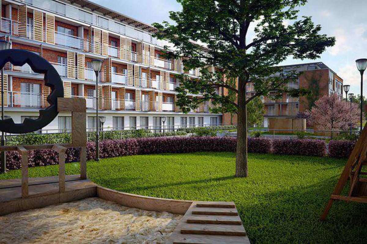 Bulevar Verde - Kraków, Nowa Huta, ul. Bulwarowa, Vivienda Investment Sp. z o.o. Sp. k. - zdjęcie 2