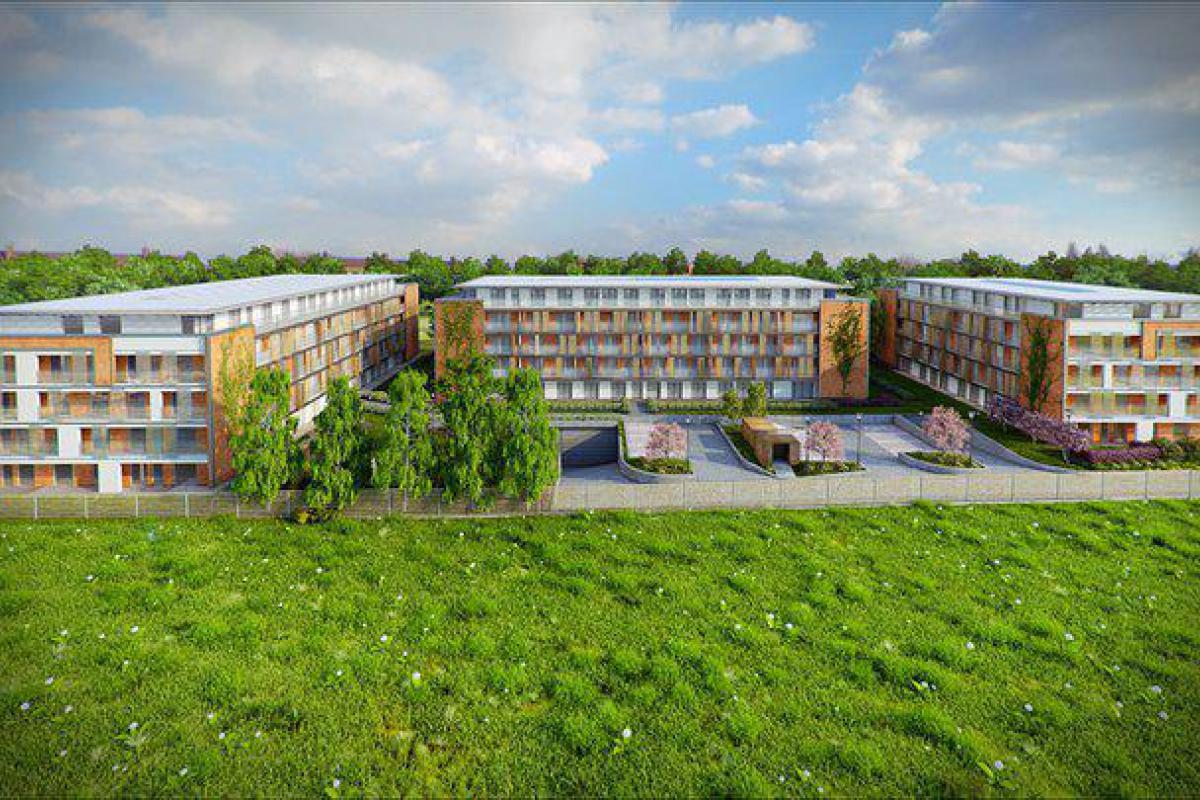 Bulevar Verde - Kraków, Nowa Huta, ul. Bulwarowa, Vivienda Investment Sp. z o.o. Sp. k. - zdjęcie 3