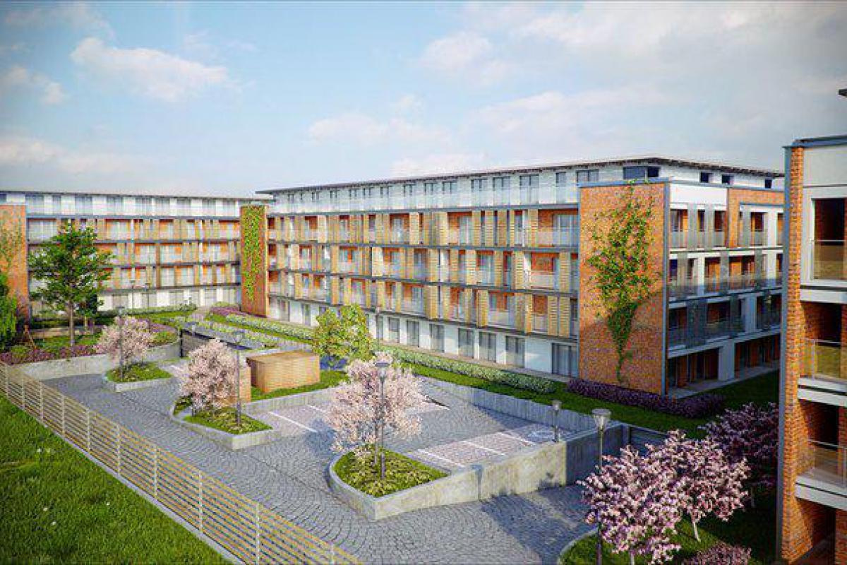 Bulevar Verde - Kraków, Nowa Huta, ul. Bulwarowa, Vivienda Investment Sp. z o.o. Sp. k. - zdjęcie 4