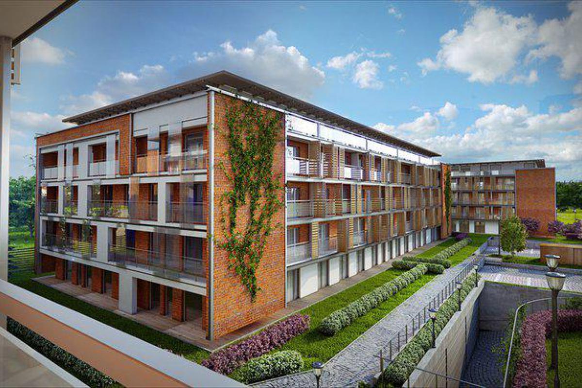 Bulevar Verde - Kraków, Nowa Huta, ul. Bulwarowa, Vivienda Investment Sp. z o.o. Sp. k. - zdjęcie 5