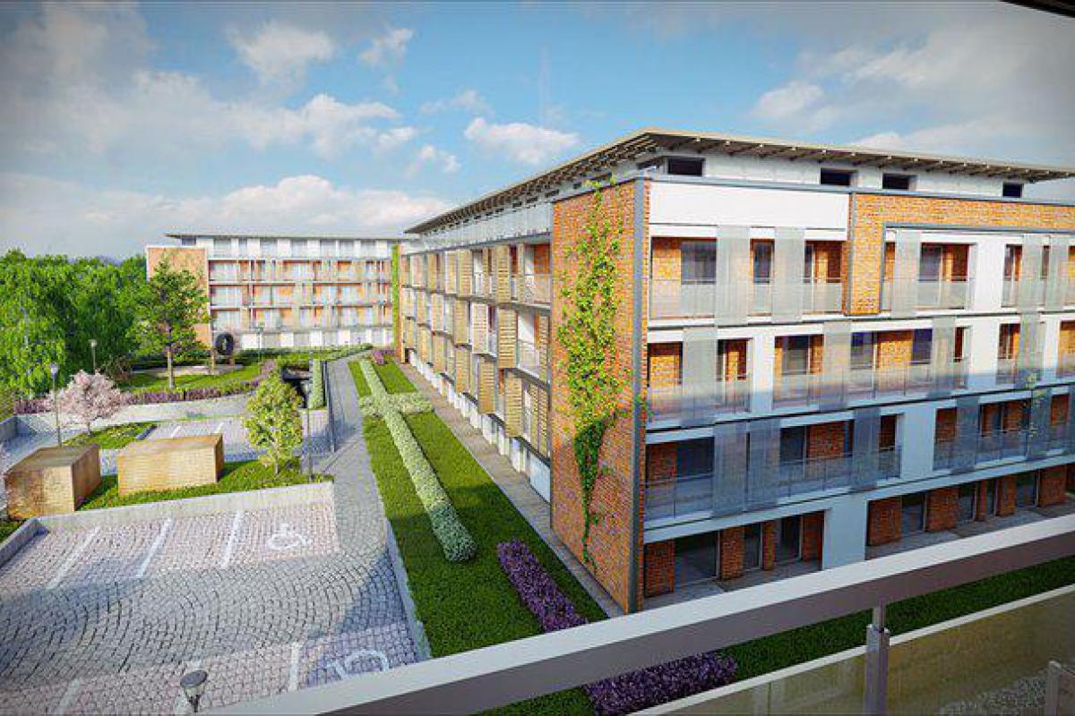 Bulevar Verde - Kraków, Nowa Huta, ul. Bulwarowa, Vivienda Investment Sp. z o.o. Sp. k. - zdjęcie 7