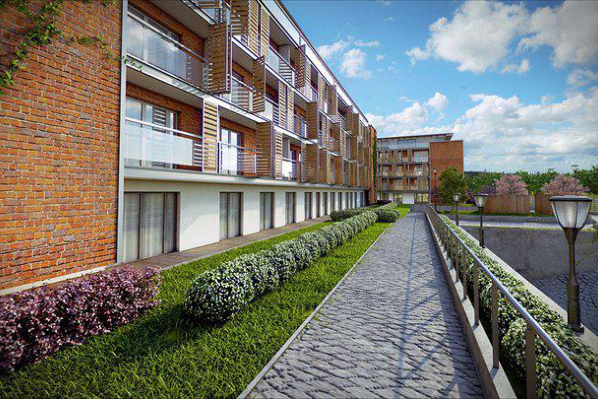 Bulevar Verde - Kraków, Nowa Huta, ul. Bulwarowa, Vivienda Investment Sp. z o.o. Sp. k. - zdjęcie 6