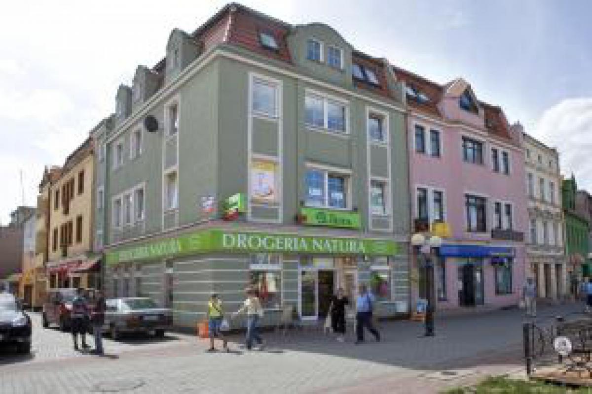 Kamienica w Żaganiu - Żagań, ul. Warszawska/Długa, Prywatna Korporacja Mieszkaniowa Sp. z o.o - zdjęcie 1
