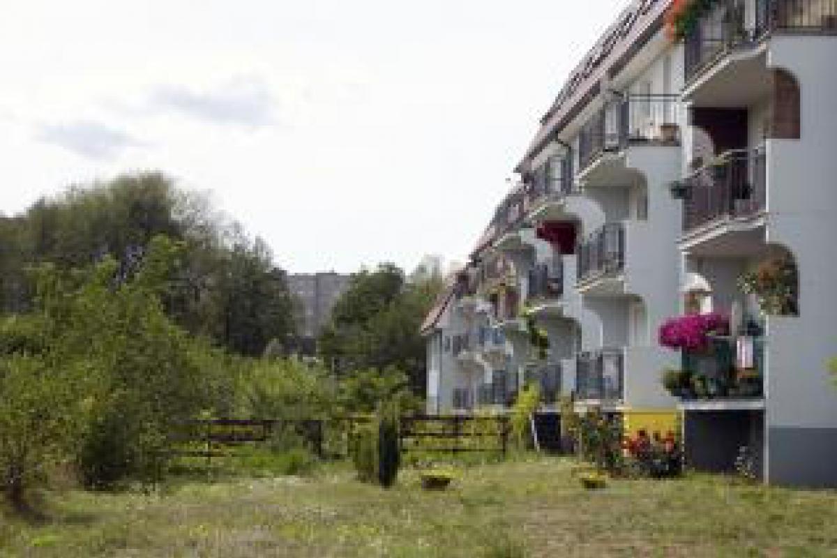 Mieszkania w Zielonej Górze - Zielona Góra, ul. Mrągowska, Prywatna Korporacja Mieszkaniowa Sp. z o.o - zdjęcie 1
