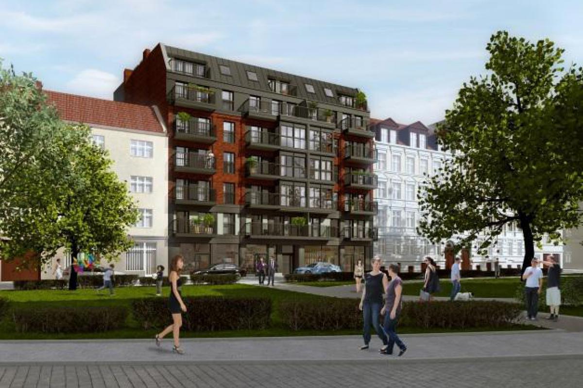 Kaszubska 9 - Wrocław, Nadodrze, ul. Kaszubska 9, i2 Development Sp. z o.o. - zdjęcie 2