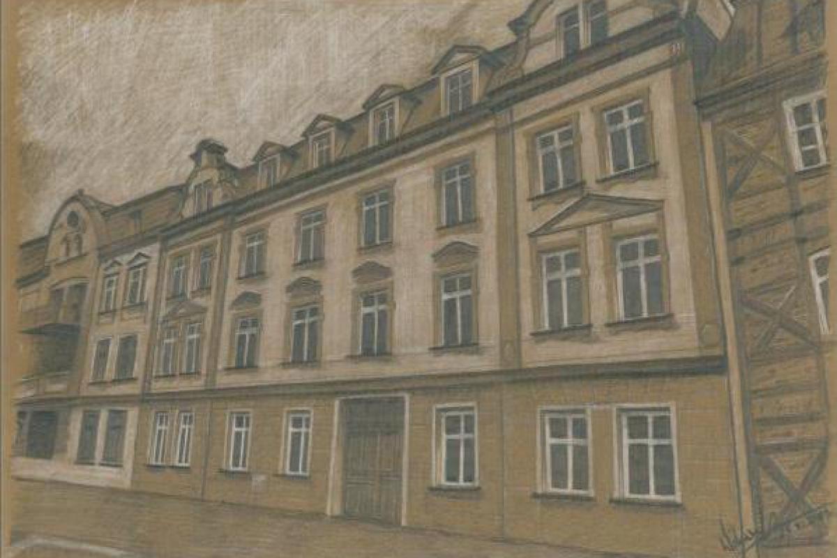 Jeżycka 4 - Poznań, Jeżyce - Osiedle, ul. Jeżycka 4, Aiga Investments Sp. z o.o. - zdjęcie 1