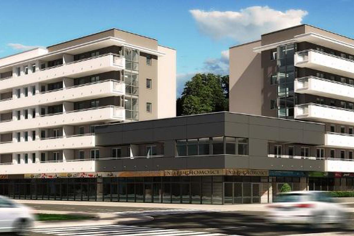 Apartamenty Wesoła - Białystok, ul. Wesoła, Yuniversal Podlaski Sp. z o.o. - zdjęcie 1