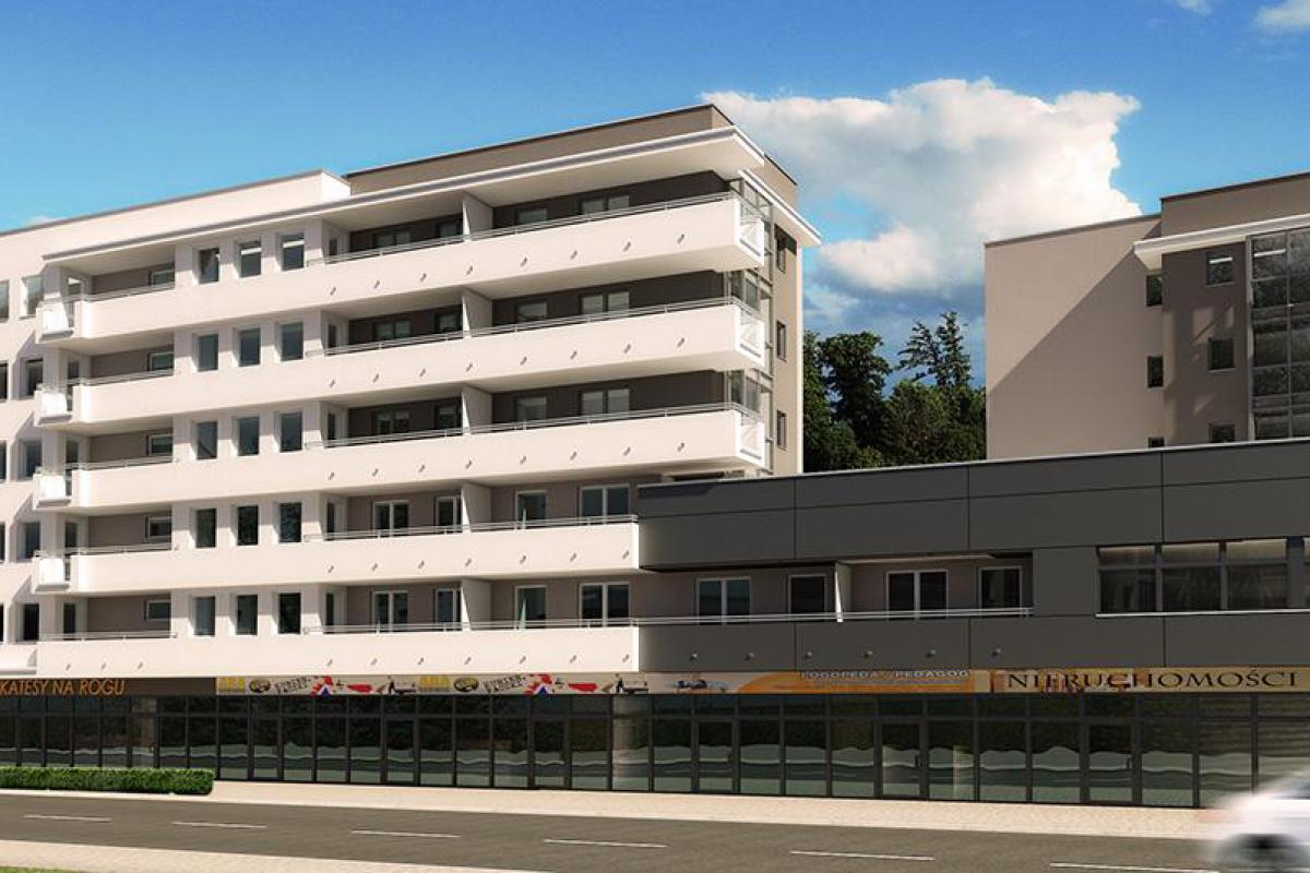 Apartamenty Wesoła - Białystok, ul. Wesoła, Yuniversal Podlaski Sp. z o.o. - zdjęcie 2