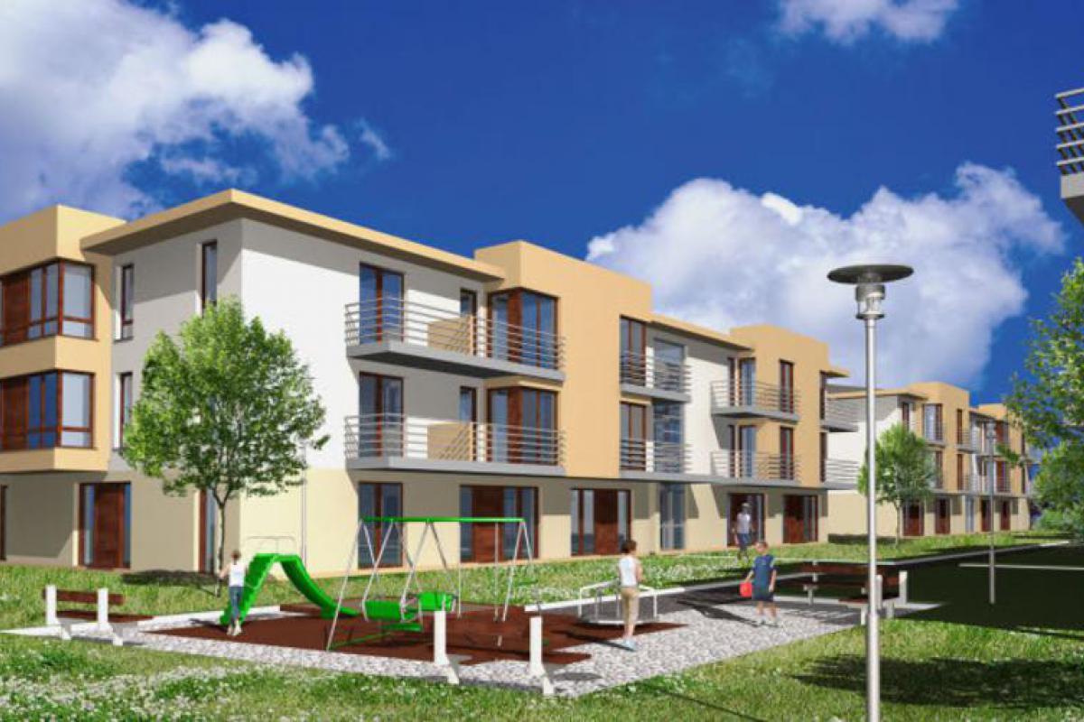 Osiedle Jodłowa - inwestycja wyprzedana - Warszawa, ul. Jodłowa/Kamyk, Dozbud Development - zdjęcie 2