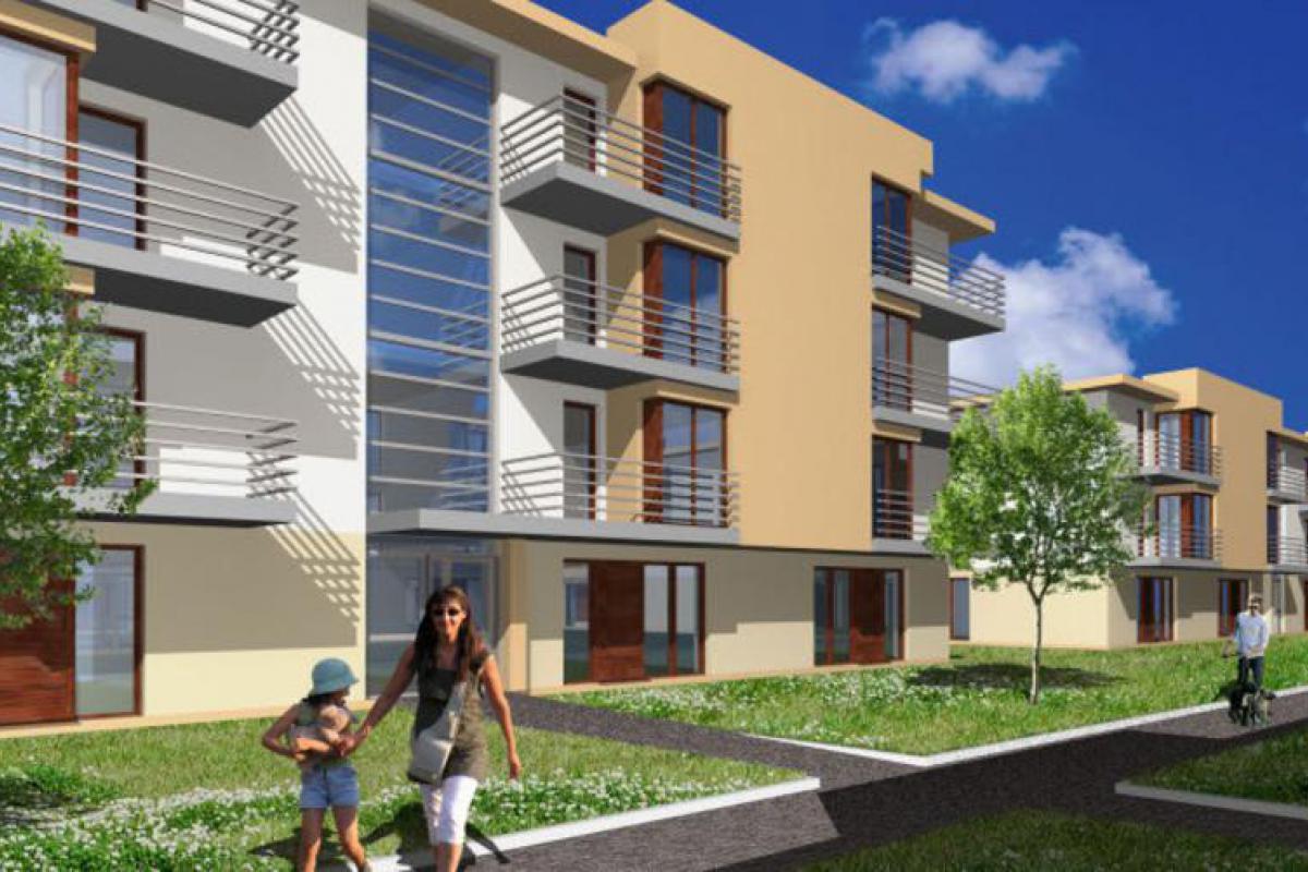 Osiedle Jodłowa - inwestycja wyprzedana - Warszawa, ul. Jodłowa/Kamyk, Dozbud Development - zdjęcie 3