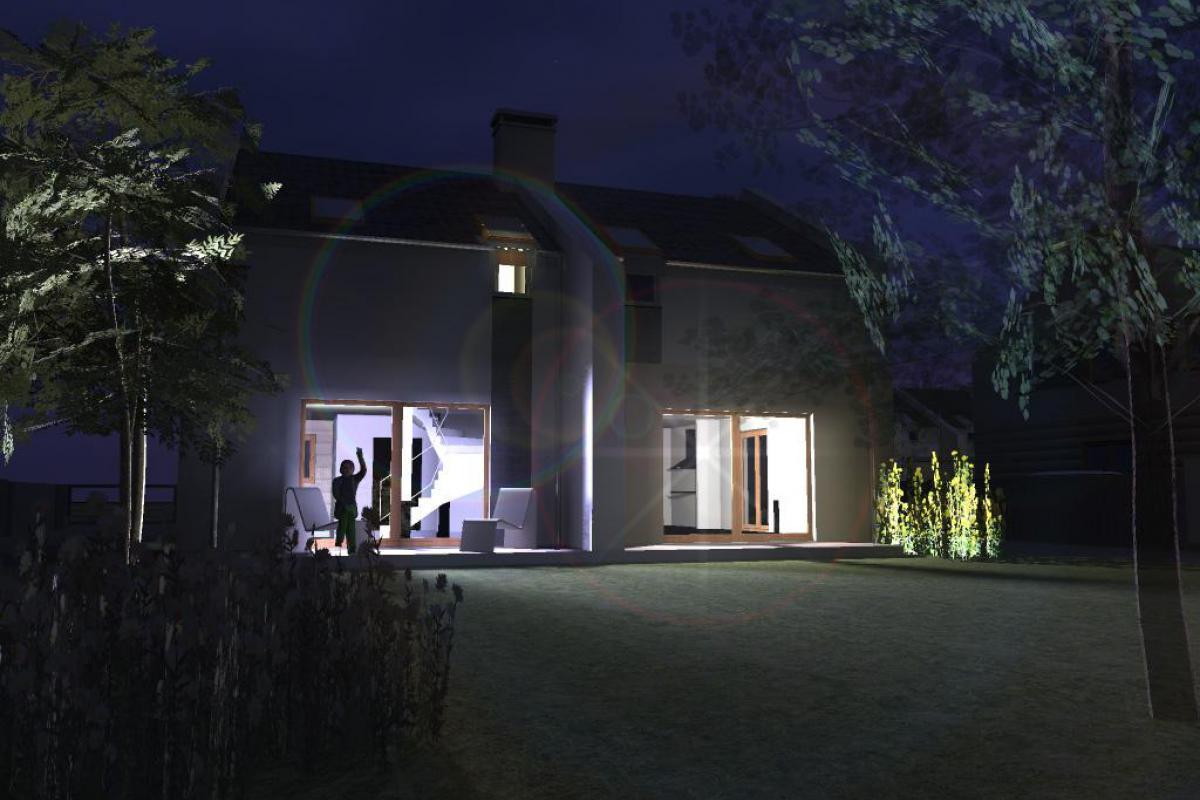 Czmoń - osiedle domów w zabudowie szeregowej - Czmoń, Gephouse Sp. z o.o. Sp.k. - zdjęcie 5