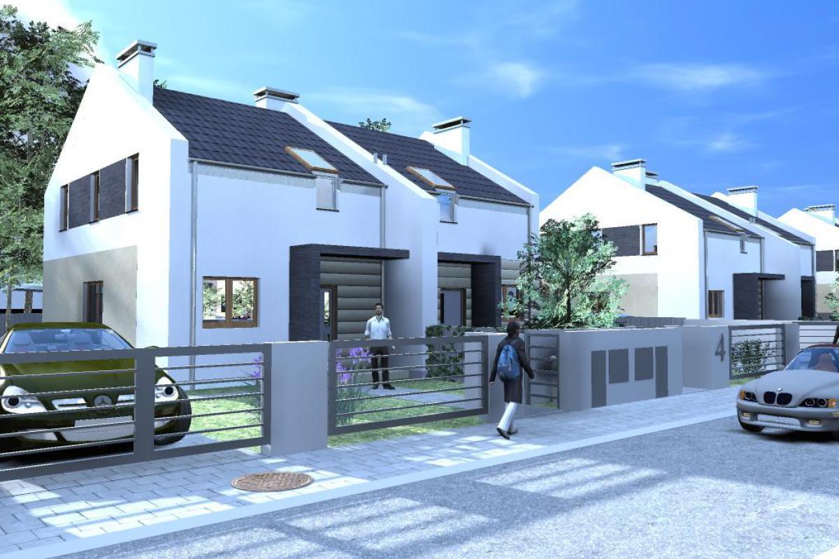 Czmoń - osiedle domów w zabudowie szeregowej - Czmoń, Gephouse Sp. z o.o. Sp.k. - zdjęcie 8