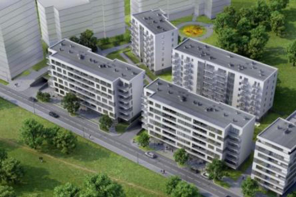 Osiedle Verdis III - Warszawa, ul. Sowińskiego, Ronson Development - zdjęcie 2
