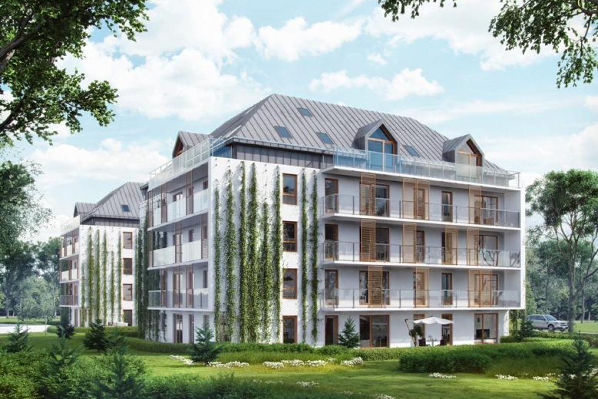 Strzeszyn Park - Poznań, Strzeszyn, ul. Fieldorfa/ Mikke, Erigo Development Sp. z o.o. - zdjęcie 1