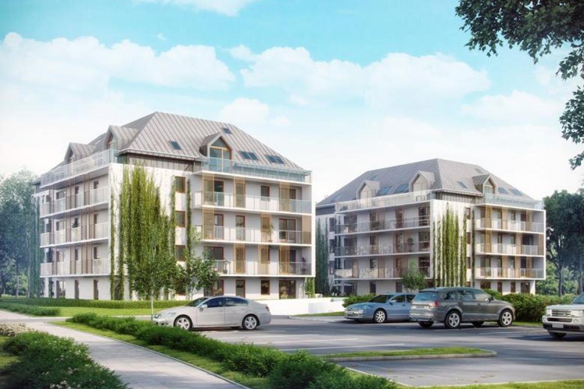 Strzeszyn Park - Poznań, Strzeszyn, ul. Fieldorfa/ Mikke, Erigo Development Sp. z o.o. - zdjęcie 2