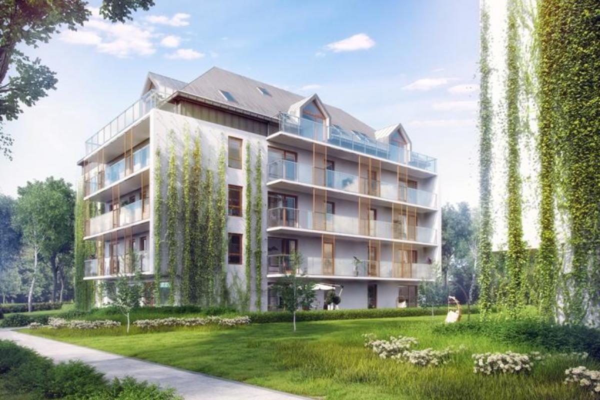 Strzeszyn Park - Poznań, Strzeszyn, ul. Fieldorfa/ Mikke, Erigo Development Sp. z o.o. - zdjęcie 4
